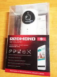 Обзор <b>умной</b> WiFi-<b>камеры видеонаблюдения</b> REDMOND SkyCam ...