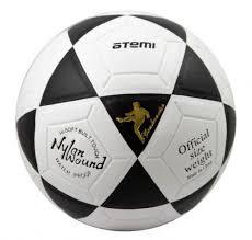 <b>Мяч</b> футбольный <b>ATEMI GOAL</b>, №5 <b>PVC</b> – купить в интернет ...