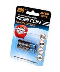 Купить <b>Аккумулятор AAA Robiton</b> 900mah. Узнать отзывы, цену и ...