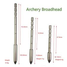 <b>6</b>% OFF <b>12pcs</b> 120-230gr <b>Archery</b> Arrowheads Point Field Tips ...
