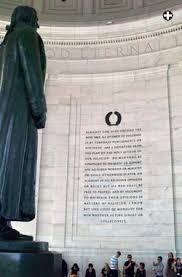 Jefferson Memorial Quotes. QuotesGram via Relatably.com