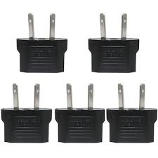 Minismile 5PCS 25V-250V 10A Universal EU / US Plug ... - Qoo10