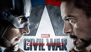 Captain America Civil War के लिए चित्र परिणाम