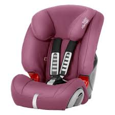 <b>Автокресло Britax Roemer Evolva</b> 123 Wine Rose — купить в ...