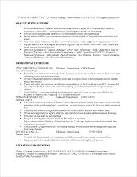 resume examples  example resume for college application cover    example resume for college application   financial analyst experience