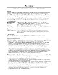 resume format for network engineer  seangarrette co   network resume sample network engineer resume example