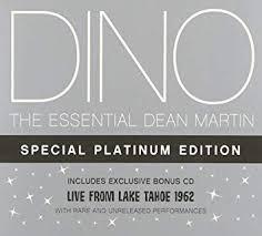Dino: The Essential <b>Dean Martin</b> (Special <b>Platinum</b> Edition) (2CD)