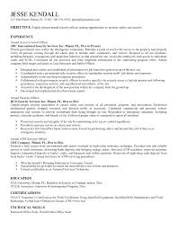 resume template resume for security officer s photo example sampl gallery of security officer resume template