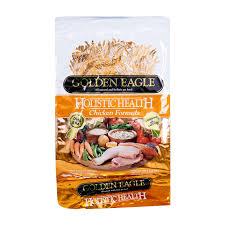 <b>Golden Eagle Holistic Health</b> Dry Dog Food - Chicken Formula ...