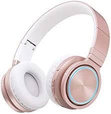 PICUN <b>Wireless</b> Bluetooth Headphones <b>Over Ear</b> with <b>LED</b>: Amazon ...