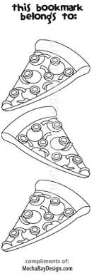 Small Picture Pizza Coloring Pages Kids Printable Enjoy Coloring cute