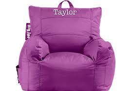 personalized big joe orchid dorm bean bag chair beanbags sphere chairs furniture dorm