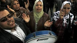 Egipcios denuncian acercamiento diplomático a Israel