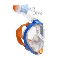Ocean Reef Aria Full Face - лучшая полнолицевая <b>маска для</b> ...