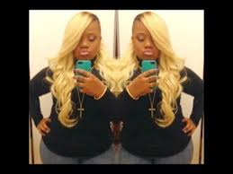 EXCLUSIVE UNBOXING: <b>613 Blonde Brazilian Body</b> Wave ...