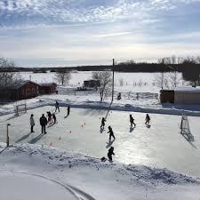 EZ ICE: Backyard Ice Hockey Rinks – Best Home Ice Skating Rink Kits
