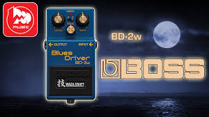 <b>BOSS BD</b>-<b>2W</b> Waza Craft - гитарная <b>педаль Blues Driver</b> - YouTube