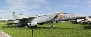 Mikoyan-Gourevitch MiG-25