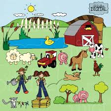 Image result for farm clipart