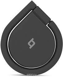 Кольцо-<b>держатель</b> для смартфона <b>TTEC MagicRing</b>, цвет: черный