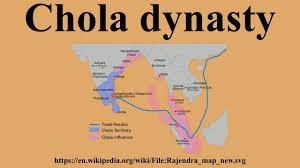 Dinastía Chola