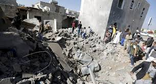Image result for آلسعود به دنبال نابودی تمام زیرساختهای یمن است