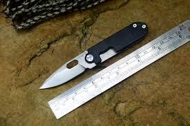YSTART 440C Лезвие Мини <b>нож</b> Флиппер карманный <b>нож</b> Титан ...