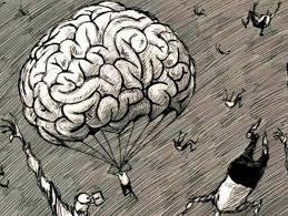 Image result for ذهن انسان مانند چتر نجات