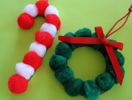 Resultado de imagen de christmas arts and crafts for preschoolers