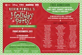 kevin powell s 13th annual holiday party and clothing drive bk holiday party and clothing drive flyer