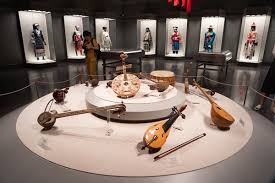 Exhibition on <b>ethnic</b> cultures gets <b>new</b> look at Shanghai Museum ...