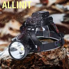 Nen Allinit Aluminum Alloy for <b>P70</b> Charging Strong <b>Light</b> Head LED ...