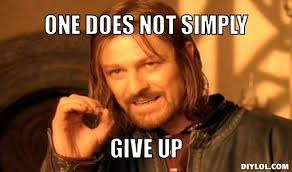 One Does Not Simply Meme Generator - DIY LOL via Relatably.com