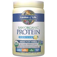 <b>Raw Protein</b> - Vanilla (624 g) by Garden of Life | The Vitamin Shoppe