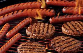Image result for hot dog hamburger