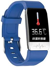 New T1 Smart Watch,Fitness Tracker Heart Rate ... - Amazon.com