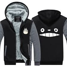 <b>Men Women Anime My</b> Neighbor Totoro Hoodie Coat Cosplay ...