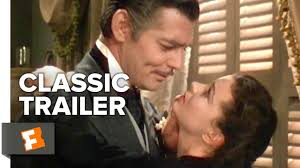 <b>Gone with the Wind</b> (1939) Official Trailer - Clark Gable, Vivien ...