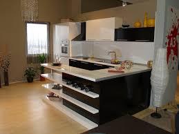 design small kitchen tv counter couchable