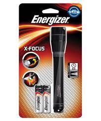 <b>Фонарь Energizer ENR X</b> Focus LED 2AA E300669300 купить в ...