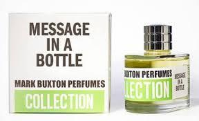 Купить духи Mark Buxton Message In a Bottle — женская ...