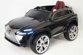 <b>Детский электромобиль Jiajia</b> Lexus Black - 8030119-2RLS-BLACK