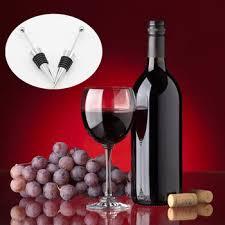 10pcs/lot beaded Bottle Stopper Wine Storage Twist Cap Plug ...