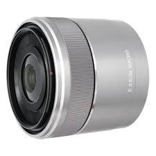 <b>Объектив Sony</b> 30mm f/3.5 Macro E (<b>SEL</b>-<b>30M35</b>) для NEX ...