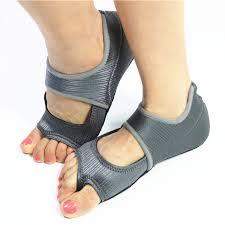 Professional Lycra <b>Yoga</b> Socks Anti slip Breathable <b>Aerial Yoga</b> ...