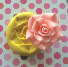 Large <b>Big ROSE Silicone</b> MOLD Wedding Topper by ...