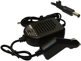 Power4Laptops DC Adapter Laptop <b>Car Charger</b> Compatible With ...