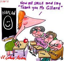 Image result for naplan cartoons