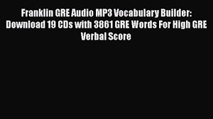 pdf usted sí puede ser feliz pase lo que pase online pdf franklin gre audio mp3 vocabulary builder 19 cds 3861 gre words for high