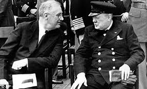 「churchill and roosevelt」の画像検索結果